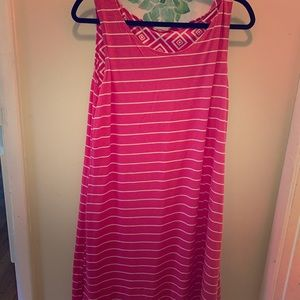 Kim Rogers reversible summer dress